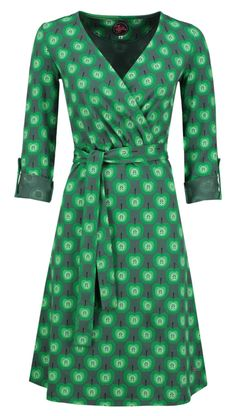 Ola Apple jurk Tante Betsy