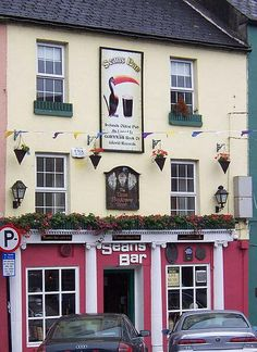 This bar in Ireland has been around since 900 A.D.