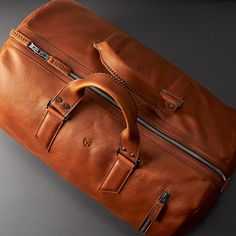 Tan Leather Duffle Bag Men Small Shoulder Travel Weekender, Gym Sports Carry On, Handmade Overnight Clothes Holdall. Custom Monogram Gift - So Funny Epic Fails Pictures Leather Duffle Bag, Duffle Bags, Leather Bags, Leather Craft, Weekender Bags, Leather Briefcase, Handmade Leather, Tote Bags, Designer Shoulder Bags