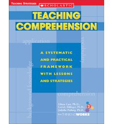 Digital Download Teaching Comprehension