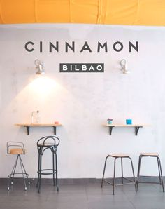 Cinnamon | Bilbao (Done Bikendi Kalea, 3) Bilbao, Coffee Lab, Cinnamon, Starbucks, Brunch, Urban, Live, Fun, Travel