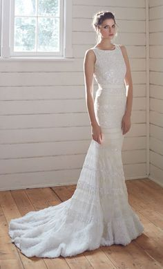 Beautiful Wedding Dresses By Karen Willis Holmes For 2015