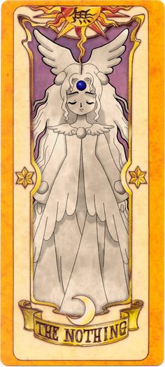Clow Cards (Cardcaptor Sakura) - Nothing Card