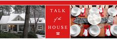 A place to talk about houses, entertaining, travel, and design.