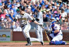 June 20, 2014 — Cubs 6, Pirates 3  (Photo: Getty Images)