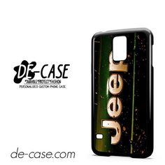 Jeep DEAL-5844 Samsung Phonecase Cover For Samsung Galaxy S5 / S5 Mini