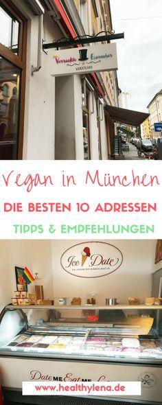 vegan in München restaurant tipps cafes Empfehlungen