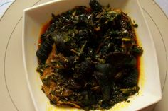 Afang Soup  What Are Your Favourite Nigerian Food/Meals? - Food (1) - Nairaland