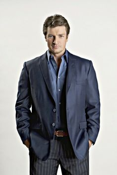 Nathan Fillion from #CastleTV  @Castle