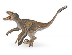 Feathered Velociraptor from wonderlandmodels.com   .... I'd like to build a collection of feathered dinos and other modern paleo models for the club to have available for youngsters to play with and discuss.  But they get expensive!
