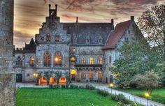 Burg Bentheim Bad Bentheim (Niedersachsen)