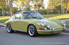 Dream car... 1967 Porsche 911 Coupe