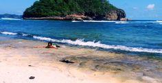 Wisata Pantai Goa Cina Malang Bali Beach, Malang, Goa, Water, Travel, Outdoor, Gripe Water, Outdoors, Bali