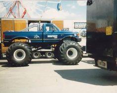 Bigfoot Monster Truck