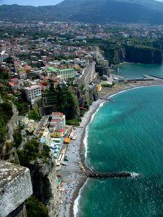 Una localidad bellísima, Sorrento (Italia), del fotografo Raymond Crowel.