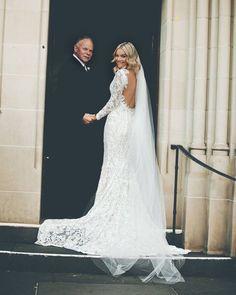 Wedding gown by Jordanna Regan Couture www.jordannaregan.com.au