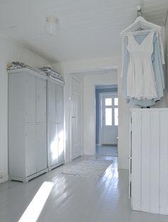 Mias Interiør / New Room Interior / Interiørkonsulent Maria Rasmussen: Upstairs..