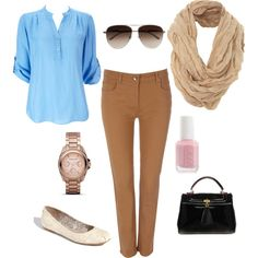 Casual everyday outfit, created by skeitorachan.polyvore.com