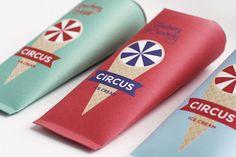 Cirkus Ice Cream! Förpackad -Blogg om Förpackningsdesign, Förpackningar, Grafisk Design - CAP&Design