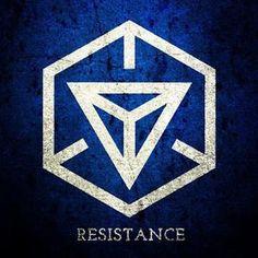 Ingress Resistance Graphic Icon