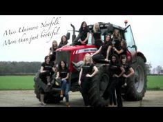 Miss Universe comes to the tractor loving land of Norfolk. Learn more about the finalists and what makes them 'more than just bootiful' by going to www.missuniversenorfolk.co.uk    Video production. www.curveball-media.co.uk