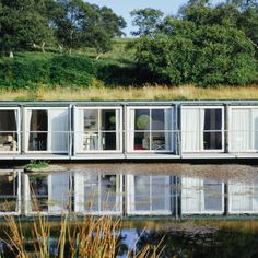 20 Cool As Hell Shipping Container Homes - The Cubes In Cove Park...