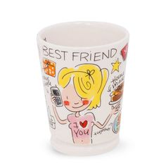 Best Friends mok ❤️ blond Amsterdam