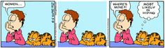 Garfield & Friends | The Garfield Daily Comic Strip for May 09th, 2005