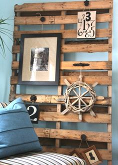 House diy decor this would be cute in the living room!