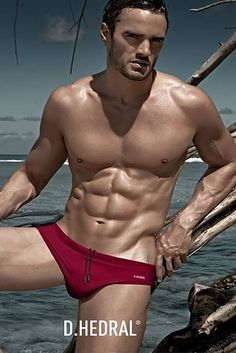 Scottish Rugby Player Thom Evans | A Totally Scientific Ranking Of 24 Male Athletes Turned Underwear Models