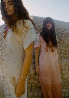 Muses: Kelley Ash + Leore Hayon