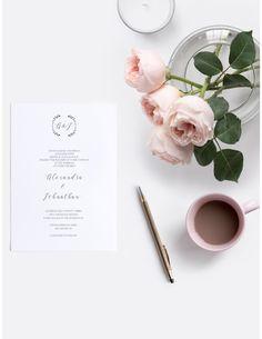 Printable Wedding Invitations, Diy Wedding, My Etsy Shop, Place Card Holders, Printables, Romantic, Free Printable Wedding Invitations