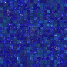 Watery blue tiles