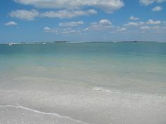 Sanibel, Florida. Loved it there.