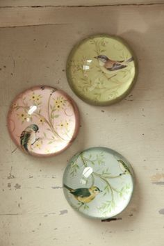 Shabby Chic Paperweights