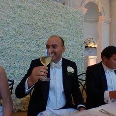 Weddings & events captured by Bloomsbury Films Wedding at Kensington Palace Orangery in 360
