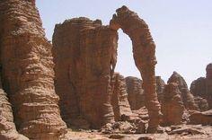 Vue a djanet _ Illisi _ Algérie