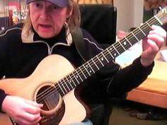 Sailing Rod Stewart Guitar Lesson by Siggi Mertens