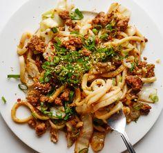 Better-than-Takeout Stir-Fried Udon Recipe | Bon Appetit