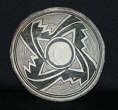 Mimbres is the most popular of all southwestern pottery