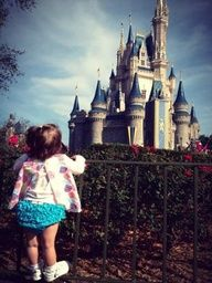 A lifetime of memories and dreams.  #WaltDisneyWorld Email me at: regina@destinationsinflorida.com to help plan your dream Disney vacation