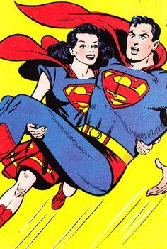 Superman by Wayne Boring