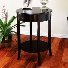 Megaware Furniture H-125 Round End Table   ATG Stores