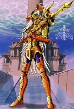 Krishna de Chrysaor General Marino del ...