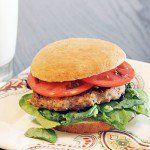 Recipe: Skinny Worcestershire Turkey Burger