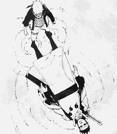 Masashi Kishimoto - Naruto 【Naruto / Hagoromo】