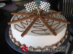 Cookpad - Make everyday cooking fun! Nutella Cake, Sweet Stories, Recipe Images, Greek Recipes, Cookies, Food Art, Sweet Tooth, Cooking Recipes, Sweets