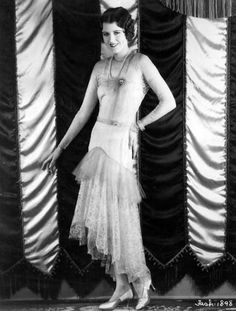 June Collyer 1920s.