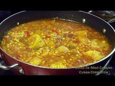 Receta de Guiso de maíz tierno - CiberCuba Cocina