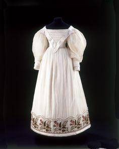 Dress 1830s The Victoria & Albert Museum